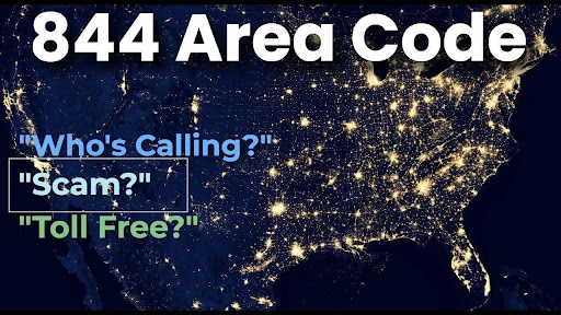 844 Area Code