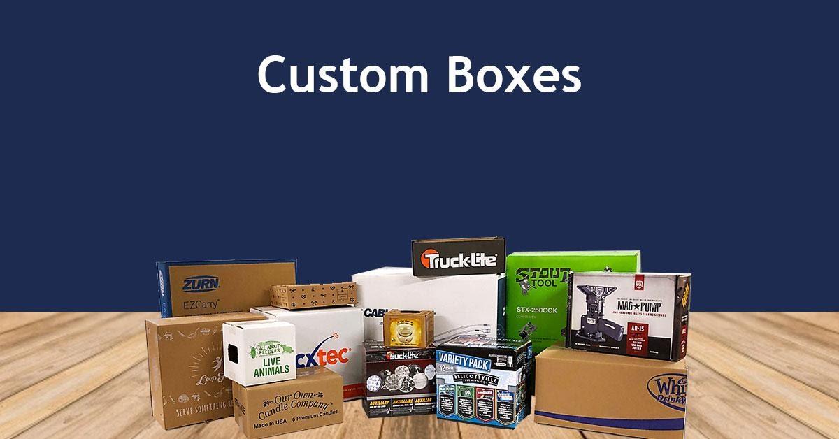5 Versatilities in the World of Custom Packaging