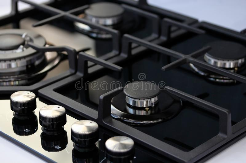 auto ignition gas stove