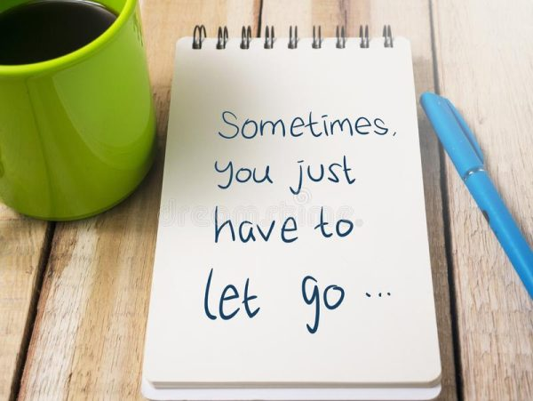 How to let go of someone? 5 ways to know